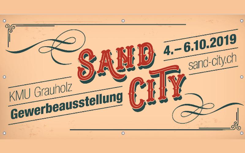 Sand City 2019